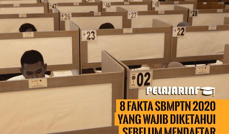 8 Fakta SBMPTN 2020 Yang Wajib Diketahui Sebelum Mendaftar
