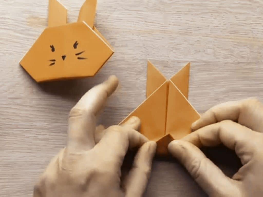origami melipat kertas
