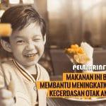 Makanan ini bisa membantu meningkatkan kecerdasan otak anak