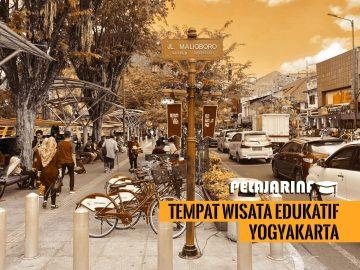Wisata Edukatif Yogyakarta