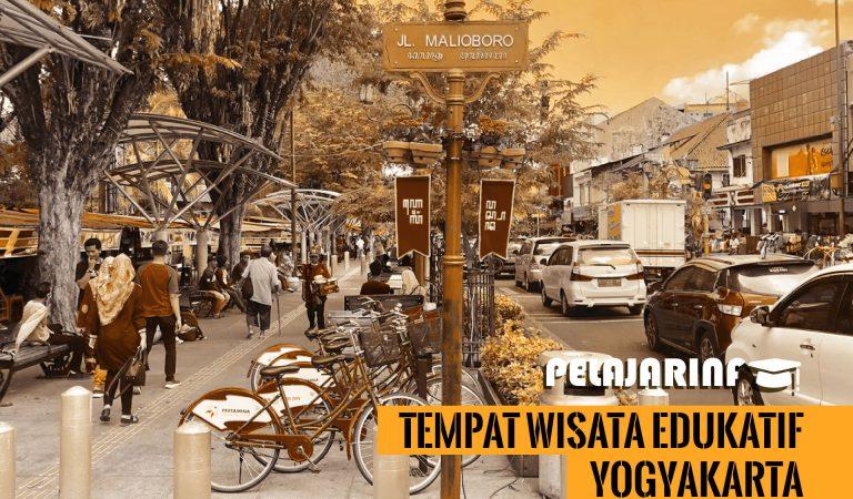 Tempat Wisata Edukatif Yogyakarta