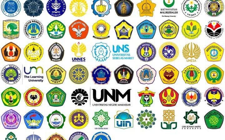 Download Logo Vector Seluruh Universitas Negeri di Indonesia
