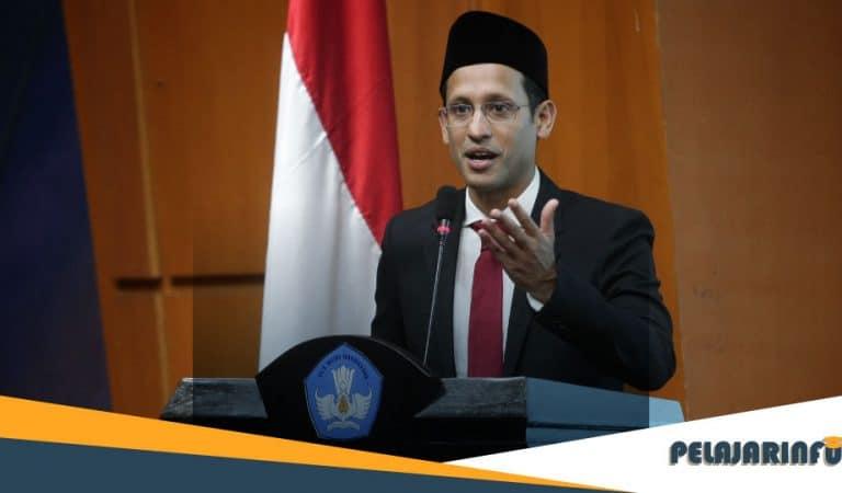 Nadiem Dorong Wilayah Dalam Zona PPKM 1-3 Bisa Sekolah Tatap Muka